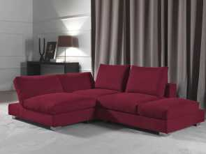 divani santambrogio.it Corner sofa / contemporary / fabric / 3-seater LUGANO Divani Santambrogio Eccezionale 5 Divani Santambrogio.It