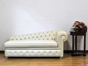 Divano Chaise Longue Mobile, Esclusivo Chaise Longue Chesterfield:, Cos'È?