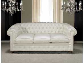 Divano Chesterfield Copia, Completare Chester 3 Seater