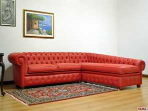 divano chesterfield dormeuse Corner Chesterfield Dormeuse: a very particular piece of furniture Locale 6 Divano Chesterfield Dormeuse