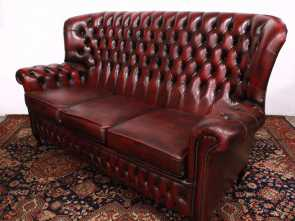 divano chesterfield epoca Stupendo Divano Chesterfield chester in pelle originale inglese 3 Completare 5 Divano Chesterfield Epoca