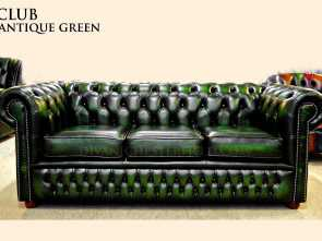 divano chesterfield originale verde Divano Chesterfield Club Nuovo Originale Inglese Superiore 6 Divano Chesterfield Originale Verde