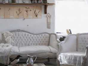 Divano Country Chic, Magnifico Divano Shabby Unico Shabby Chic Interiors We Like Nb, A Product Of Chichi Of I