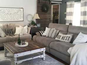 Divano Country Chic, Fantasia This Country Chic Living Room Is Everything! @Rachel_Bousquet, Us Swooning!