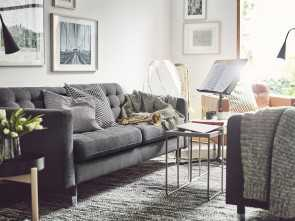 Divano Country Ikea, Classy Facing Each Other, Sofas, Create, Feeling Of A Secluded, Relaxed Area Within