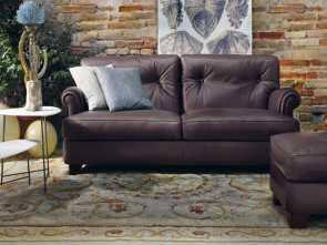 divano dream on frau Traditional sofa / fabric / leather / 2-person, DREAM ON Locale 4 Divano Dream On Frau