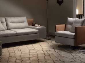 Divano Frau Bullit Prezzo, Sbalorditivo Sofa Poltrona Frau, It, Let It Be Poltrona Frau Sofa, It