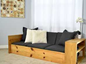 Divano Futon, Da Te, Deale How To Make A SOFA That Turns Into A, Divano Esterno, Divano, Da