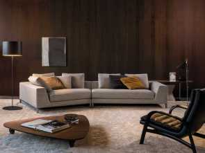Divano Hamilton Island Minotti, Modesto Smink,, + Design Furniture, Products, Products, Sofas, Hamilton Islands