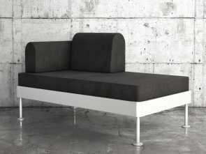 Divano Ikea, Dixon, Minimalista IKEA Reveals, Dixon'S Delaktig Modular, And Sofa, Furniture