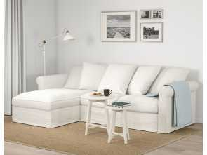 divano ikea gronlid IKEA, GRÖNLID Sofa with chaise, Inseros white Esotico 5 Divano Ikea Gronlid