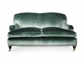 Divano In Inglese Couch, Superiore Divano In Stile Francese /, Zona Reception / In Velluto / Contract, HOWARD De Style
