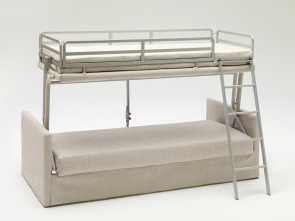Divano Letto Castello,, Sofa Bunk, Price, Amabile George Sofa Bunk, Is Safe, Compliant To, EN 747:2012 Regulations On