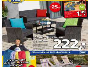 Divano Letto Gonfiabile Eurospin, Bella Jysk By Catalogofree, Issuu