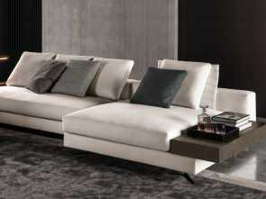 divano minotti nolan white sofas from minotti architonic rh architonic, White Leather High Back Sofa Minotti Colette Chair Deale 4 Divano Minotti Nolan