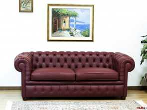 divano pelle chesterfield Divano Chesterfield Bordeaugrande Eleganza Classica Divano Chesterfield Bordeauvariante 2 Posti Large Sbalorditivo 5 Divano Pelle Chesterfield