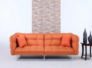 divano roma furniture modern plush tufted linen futon purple Amazon.com: Divano Roma Furniture Collection, Modern Plush Tufted Linen Fabric Splitback Living Room Sleeper Futon (Orange): Kitchen & Dining Magnifico 4 Divano Roma Furniture Modern Plush Tufted Linen Futon Purple
