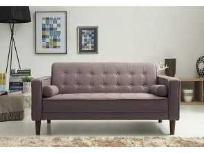 Divano Sofa Team, Semplice Amazon.Com: Standard Design Isaac Sofa Made W/ Linen, Foam,, Wood In Gray Finish 28'', 57'', 31'' D In.: Kitchen & Dining
