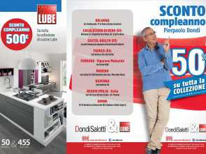 Dondi Salotti Outlet Castel Guelfo, Favoloso Sconto Compleanno Pierpaolo By Pierpaolo Dondi, Issuu