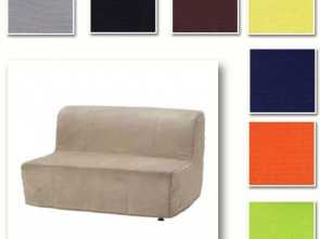 futon ikea $89 Custom Made Cover Fits IKEA LYCKSELE Sofa Bed, Replace Sofa Cover, 50 Fabrics, eBay Classy 5 Futon Ikea $89