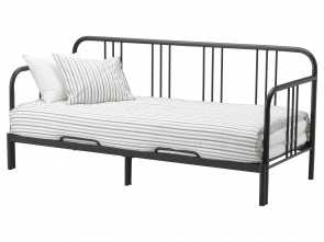 Futon Ikea Segunda Mano, Stupefacente FYRESDAL Day-Bed With 2 Mattresses