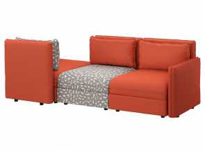How To Fold An Ikea Futon, Semplice IKEA Vallentuna Sofa Review: Something Fishy This, Comes