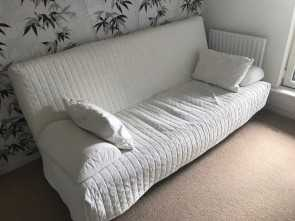 Ikea Backabro Discontinued, Locale IKEA Beddinge Lovas 3-Seat Sofa Bed, In Manor House, London