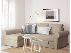 Ikea Backabro Test, Migliore BACKABRO Sofa, With Chaise Longue Hylte Beige