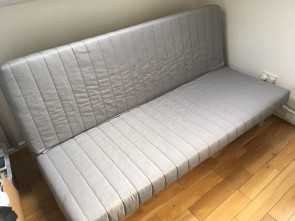 Ikea Beddinge 3 Seater Sofa Bed, Completare Ikea Beddinge Sofa, Futon Very Comfortable 3 Seater Sofabed