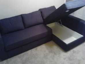 Ikea Beddinge Fold Out, Locale ... IKEA Sofa, Decor Sofa, And Click Clack Sofa, Sofa Chair, Modern Leather Sofa