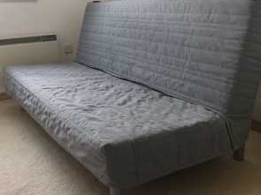 Ikea Beddinge Grey Cover, Modesto IKEA Beddinge Lövås In Light Grey, Seater Sofa Bed, In Didsbury, Manchester, Gumtree