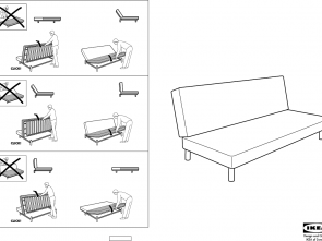 ikea beddinge sofa bed instructions Ikea Corner Sofa, Assembly Instructions With Ikea Sofa, Instructions Plus Ikea Friheten Corner Sofa, Instructions Together With Ikea Sofa Bed Eccellente 4 Ikea Beddinge Sofa, Instructions