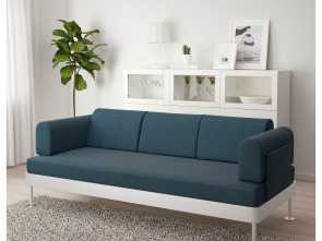 Ikea Divano Delaktig, Classy IKEA DELAKTIG 3-Seat Sofa, Cover Is Easy To Keep Clean As It Is