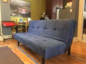 ikea futon 22510 balkarp sofa, review tufted chaise lounge ikea in blue aptdeco with ideal sleeper Esclusivo 6 Ikea Futon 22510