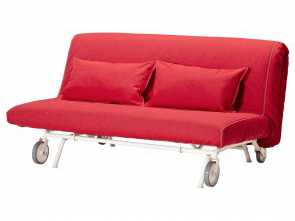 ikea red futon IKEA PS MURBO Sofa,, Vansta,, IKEA, under, stars Bello 4 Ikea, Futon