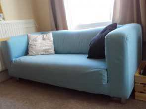 ikea klippan gelb Fantastico Sofa Klippan Ikea In Light Blue RESERVED Cambridge Completare 5 Ikea Klippan Gelb