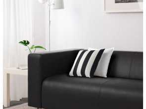 ikea klippan sofa instructions KLIPPAN Compact 2-seat sofa Kimstad black Magnifico 4 Ikea Klippan Sofa Instructions