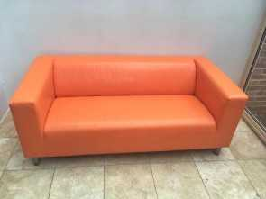 Casuale 5 Ikea Klippan Sofa Leather