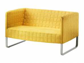 ikea yellow futon KNOPPARP διθέσιος καναπές, IKEA Ikea Sofa, Ikea Loveseat, Ikea Yellow Sofa, Yellow Elegante 4 Ikea Yellow Futon