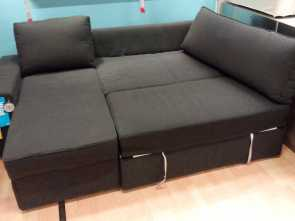 Ikea Zagreb Backabro, Magnifico IKEA Introduce, Sofabed That Is Unusable As Both, And Sofa,, Chaser