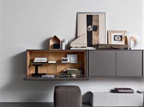 J Molteni Lettings, Classy Pass-Word, Bookshelves, Multimedia, Molteni&C