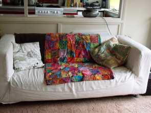 Klippan Ikea 4 Places, Stupefacente Over At Millie'S:, To..., A Klippan Sofa Cover (Without
