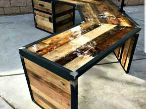 pallet leroy merlin Custom Industrial Desk in 2018, Leroy Merlin workshop ideas Bellissimo 4 Pallet Leroy Merlin