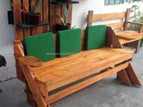 Poltrona Fatta, I Pallet, Originale Awesome Creations With Used Wooden Pallets, Mosdó, Pinterest