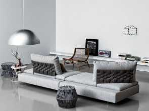 saba salotti Limes, Saba Italia, FURNITURE, CHAIR, SOFA, BED, Sofa Grande 4 Saba Salotti