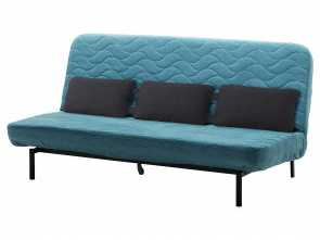 sofa cama asarum de ikea IKEA NYHAMN sofa-bed with triple cushion Loveable 5 Sofa Cama Asarum De Ikea