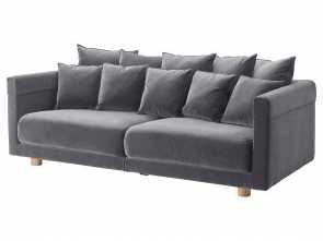 Twin Futon Cover Ikea, Modesto STOCKHOLM 2017 Sofa, Sandbacka Dark Blue