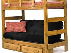 twin over futon bunk bed ikea 55+ Futon Bunk Beds Ikea, Interior Designs, Bedrooms Check more at / Bellissimo 6 Twin Over Futon Bunk, Ikea
