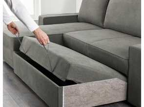 vilasund ikea instructions VILASUND Sofa, with chaise longue Borred grey-green Semplice 6 Vilasund Ikea Instructions