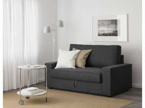 Vilasund Ikea Uk, Bello VILASUND Two-Seat Sofa-Bed Hillared Anthracite